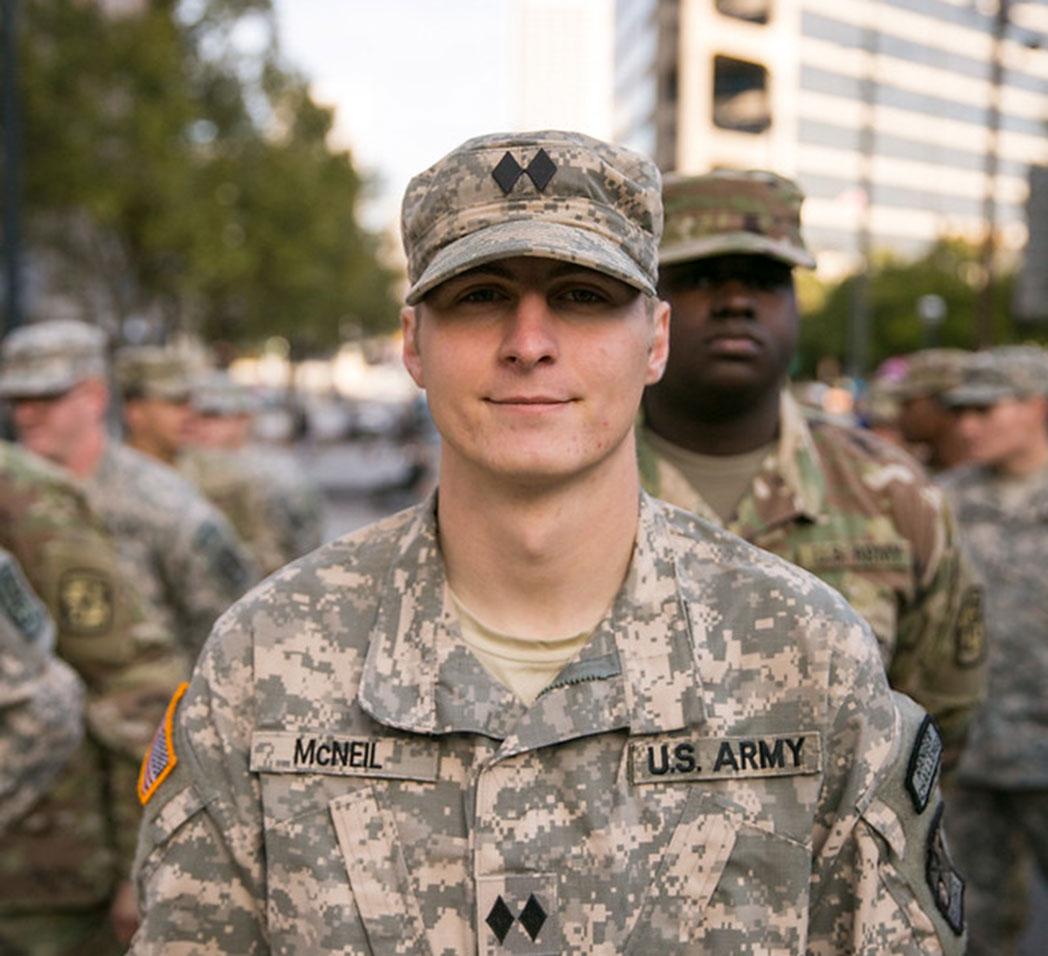 Veteran's Parade Atlanta